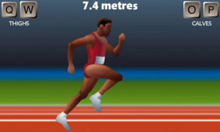 AI learns to Speedrun QWOP (1 08) using Machine Learning - YouTube - 6 07