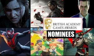 bafta game awards 2021 nominees best game british academy
