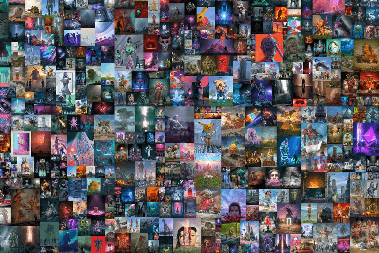 everyday the first 5000 days beeple world record digital art