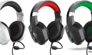 Trust GXT 323 Carus Gaming Headsets