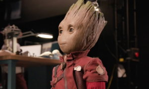 baby groot robot disney imagineering project kiwi