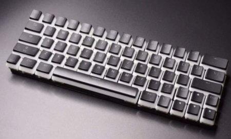 characord predictive keyboard physical