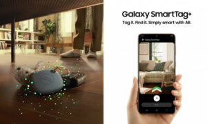 galaxy smarttag+ ar finder