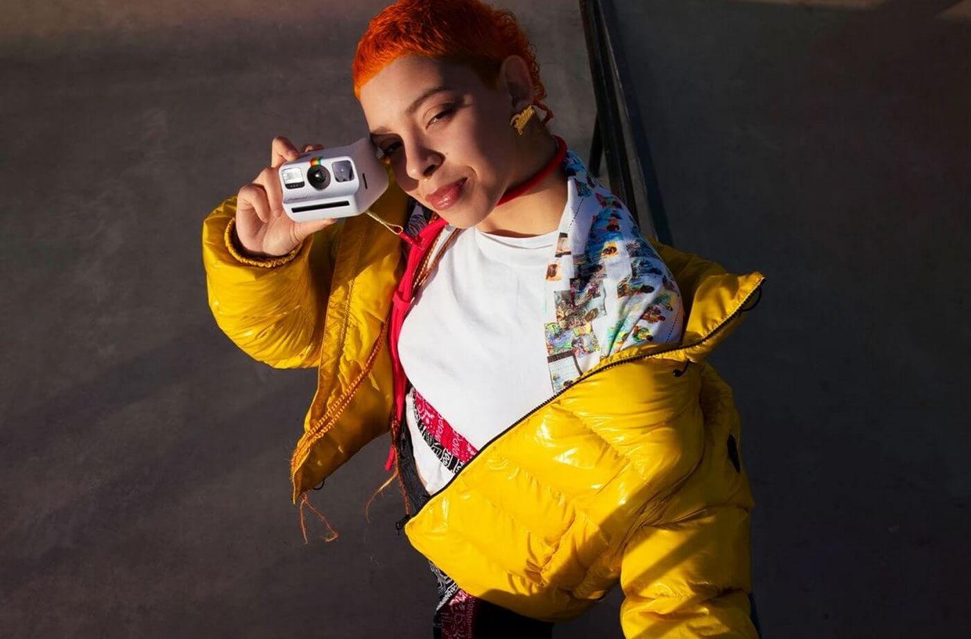 polaroid go world's smallest instant camera 3