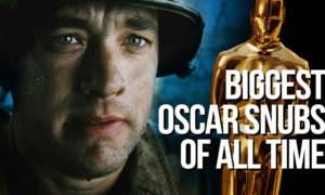 streamland biggest oscar snubs of all time