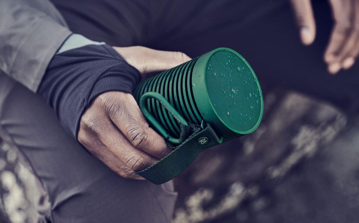 beosound explorer bluetooth speaker