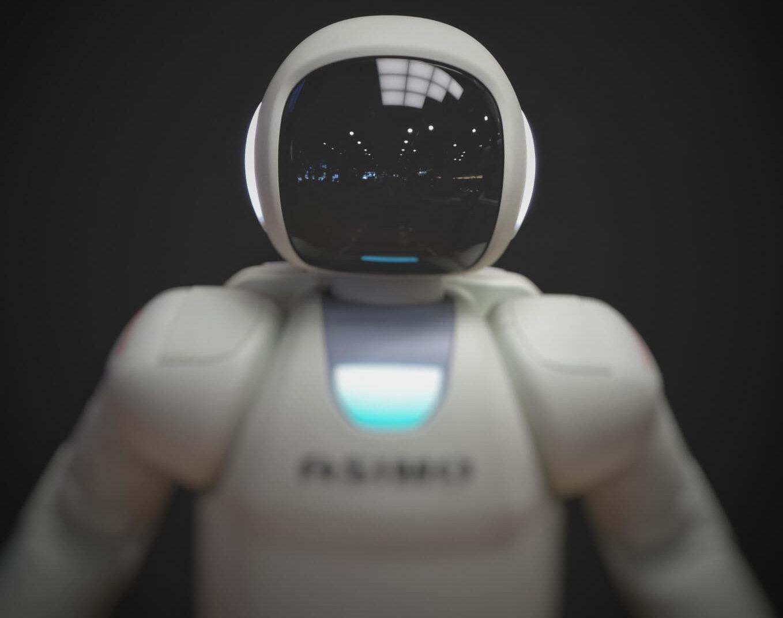AI robot asimo