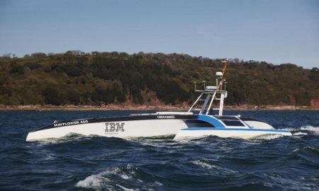 ibm mayflower 400 voyage