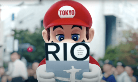 The Olympic Games Tokyo 2020