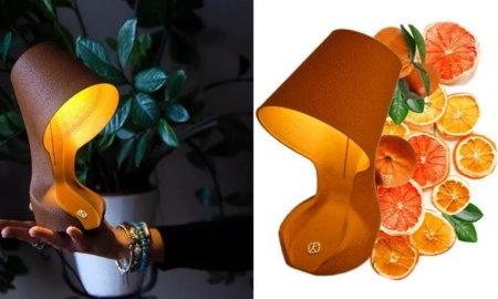 ohmie orange peel lamp