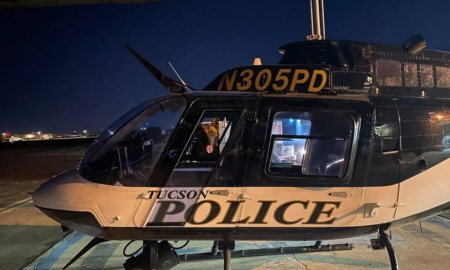 tucson police helicopter