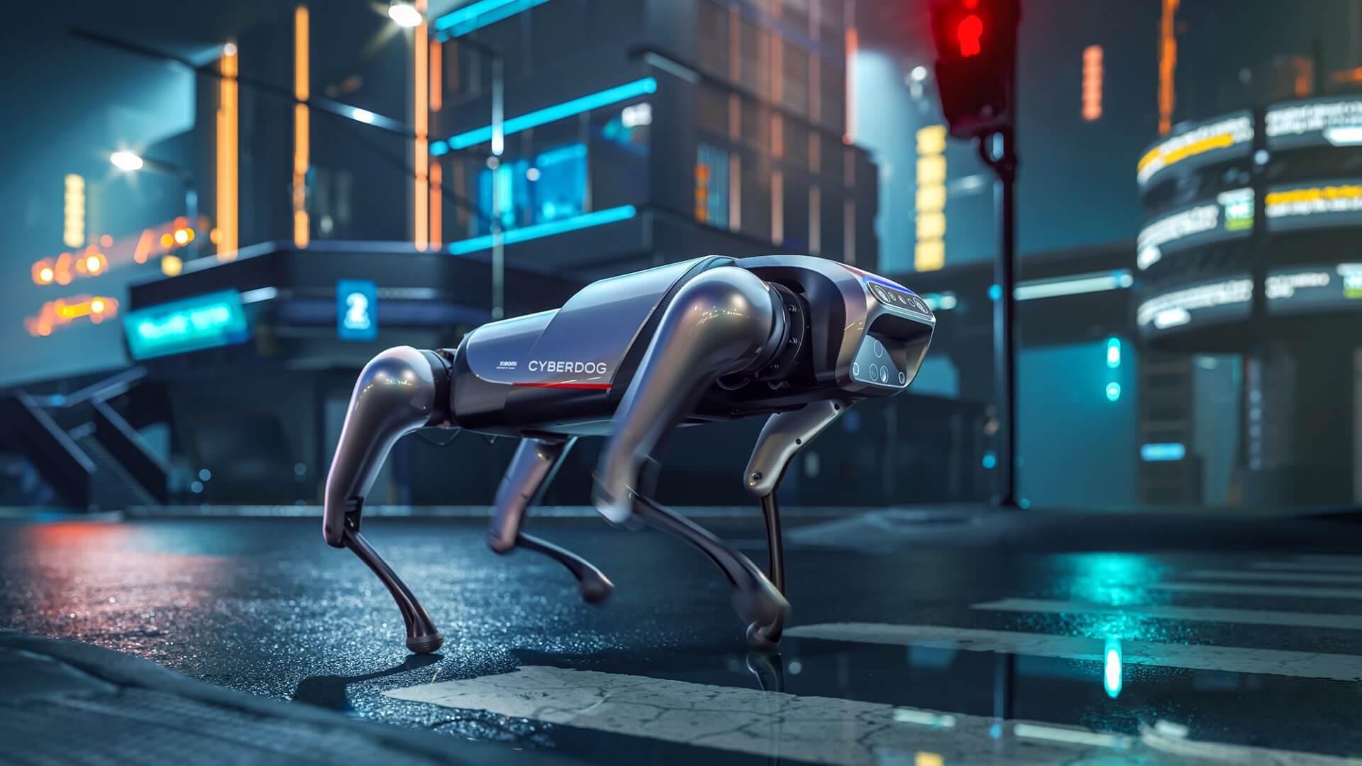 xiaomi cyberdog 2