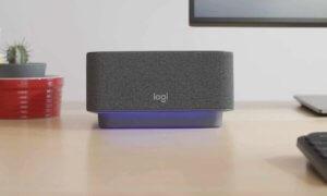 logitech logi dock speaker