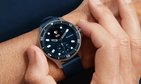 withings scanwatch horizon smartwatch diver