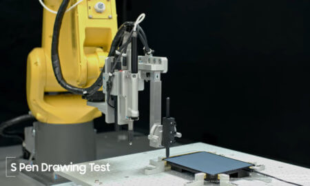 Behind the Scenes of How Samsung Tests the Galaxy Z Fold3 Flip3 5G