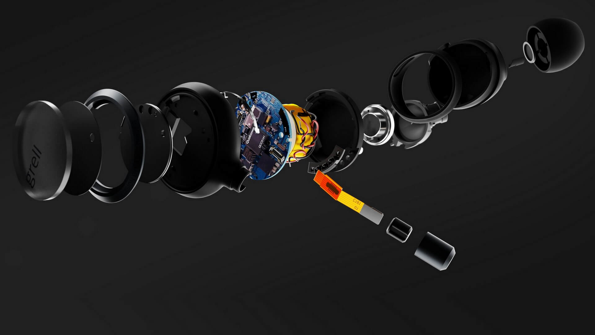 grell audio tws1 earbuds