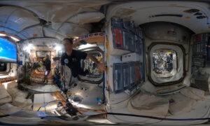thomas pesquet esa astronaut iss tour